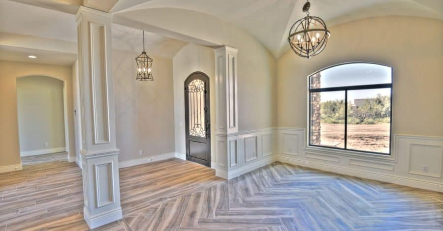 interior finishes bordeaux builders scottsdale