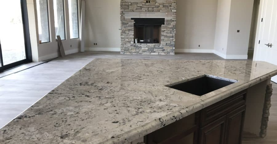 exotic granite custom kitchen bordeaux builders