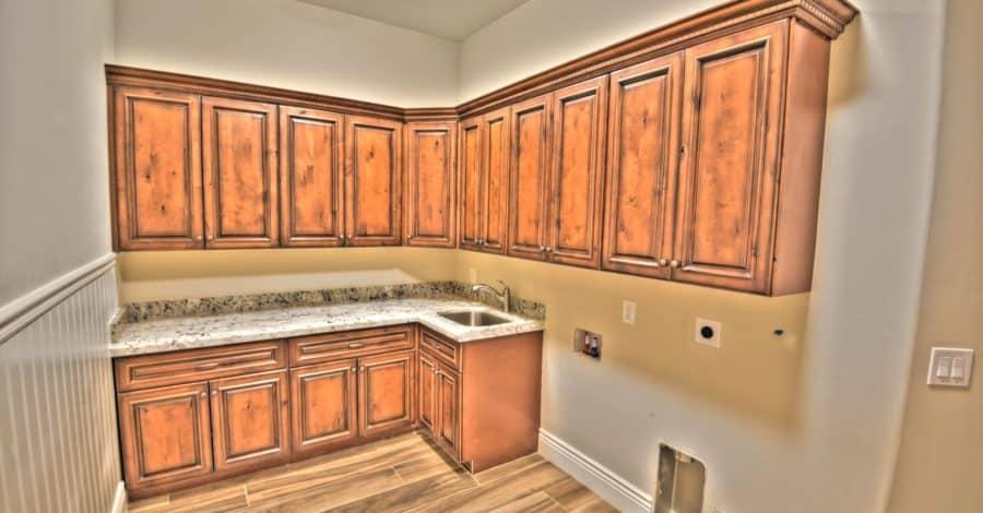 laundry room amenities bordeaux builders scottsdale