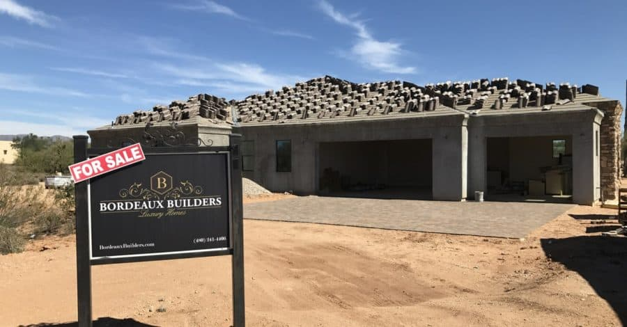 scottsdale builder home for sale bordeaux builders