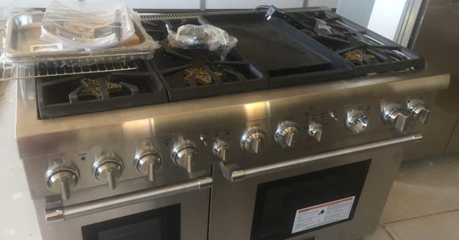 Kitchen Appliances Bordeaux Builders Scottsdale
