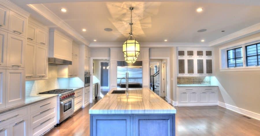 custom cabinets in kitchen bordeaux builders scottsdale