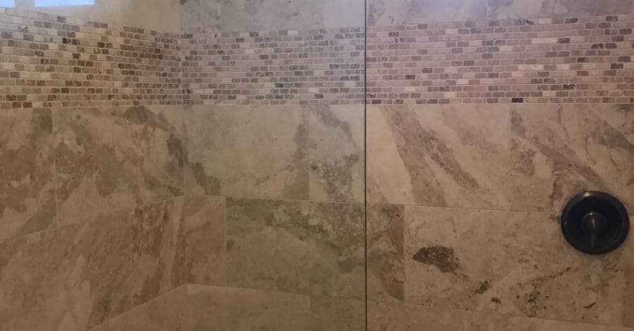custom tile bathrooms bordeaux builders scottsdale