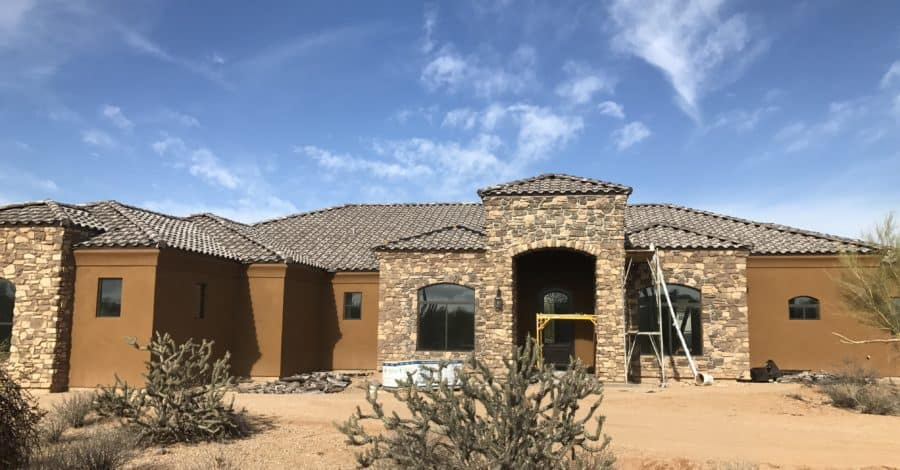 exterior stone cave creek bordeaux builders