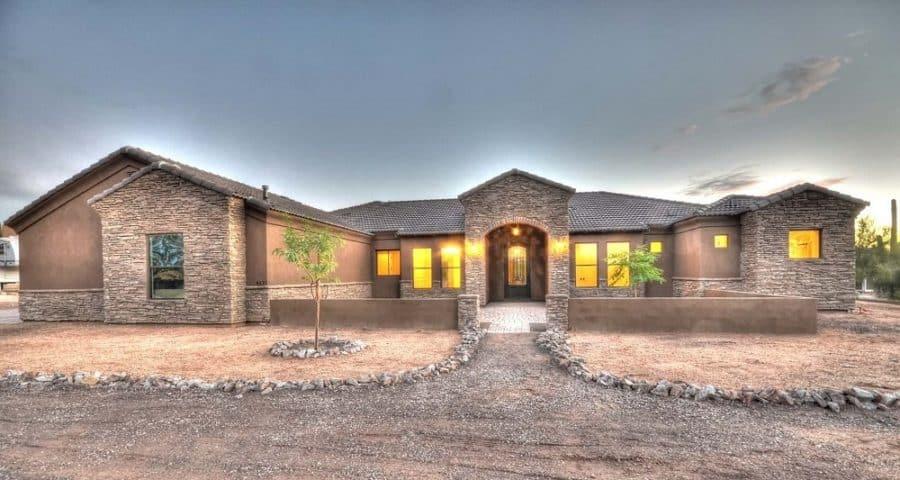 custom homes Bordeaux Builders Scottsdale