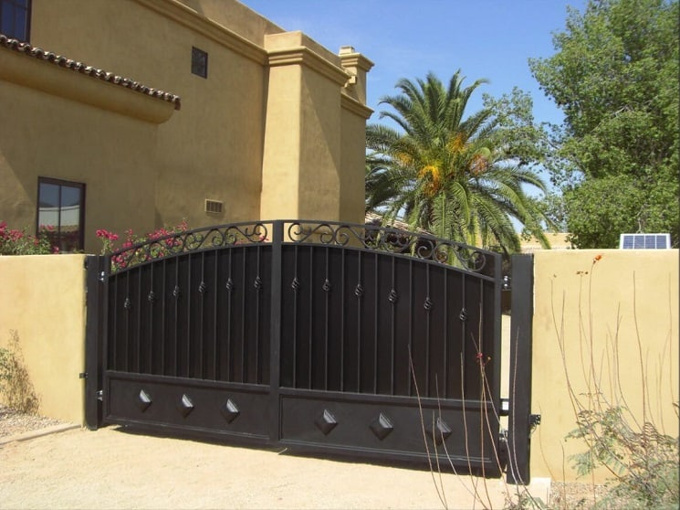 RV Gates Bordeaux Builders Scottsdale AZ