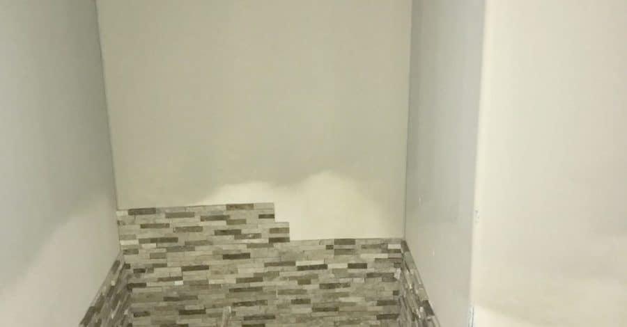 powder room tile bordeaux builder scottsdale