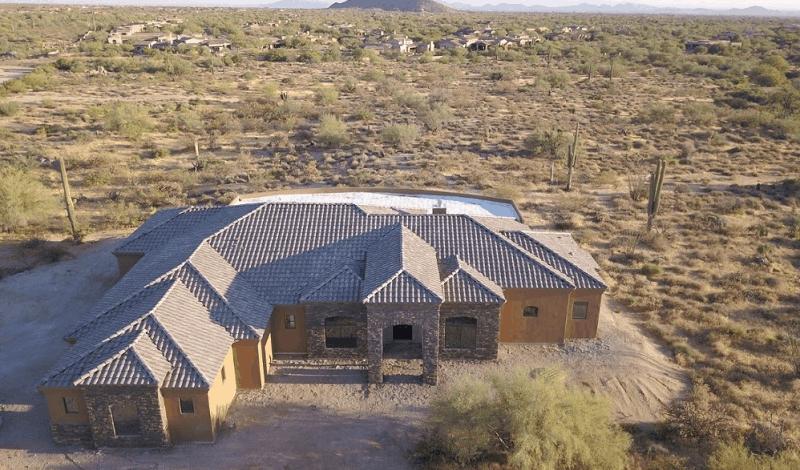Scottsdale home for sale Bordeaux Builders