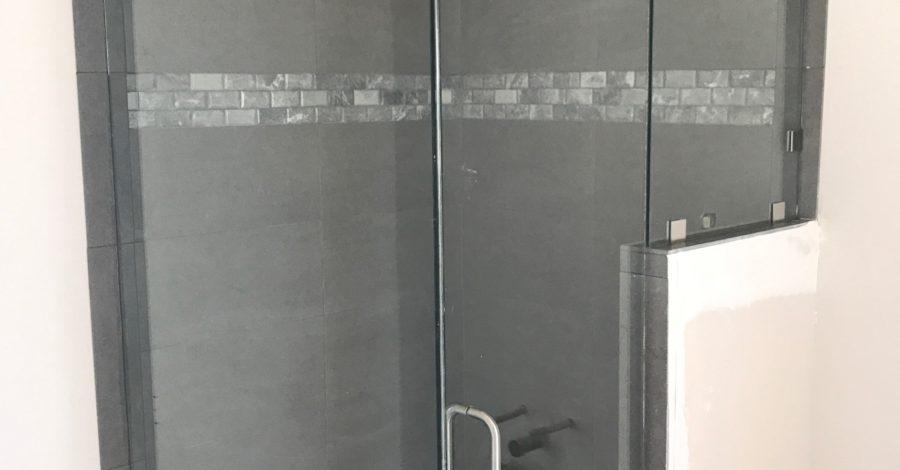 glass shower doors bordeaux builders scottsdale