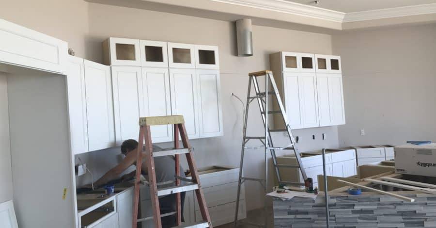 custom kitchen cabinets Bordeaux Builders Scottsdale