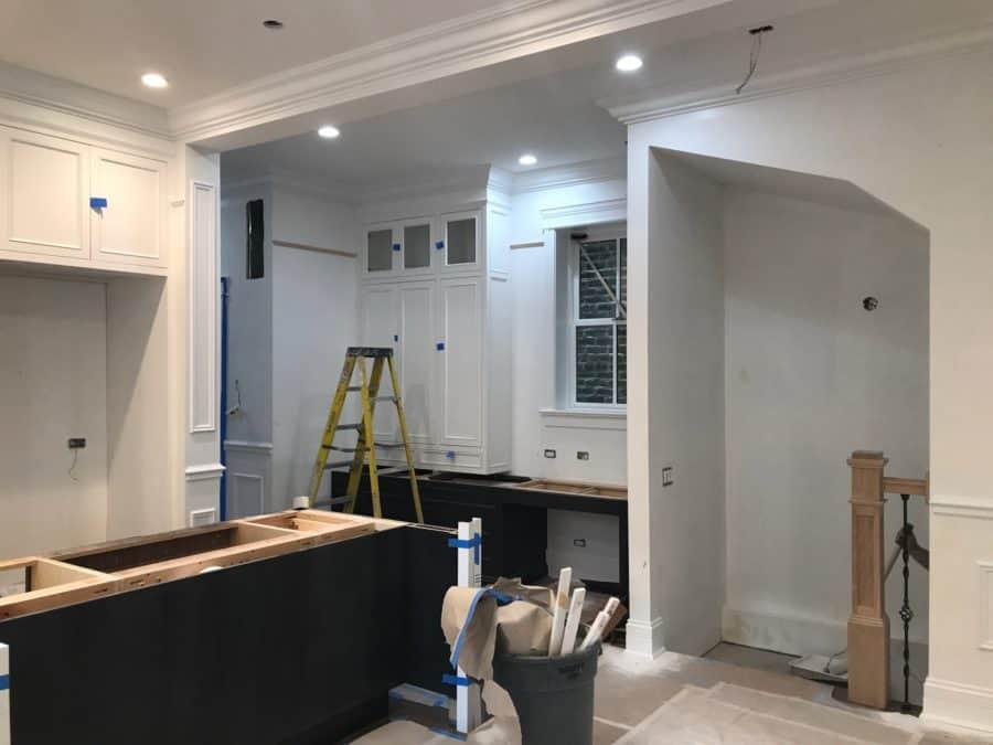 two-toned kitchen cabinets scottsdale bordeaux builders