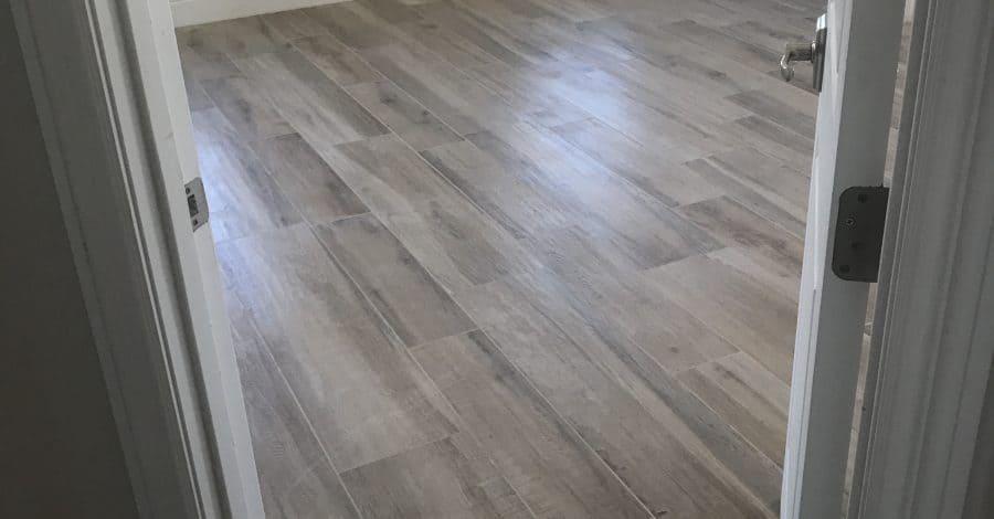 wood tile flooring Scottsdale bordeaux builders