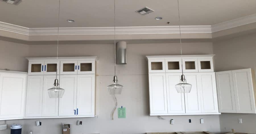 lighting custom kitchen scottsdale bordeaux builders