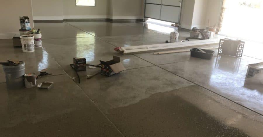 garage floor epoxy bordeaux builders scottsdale