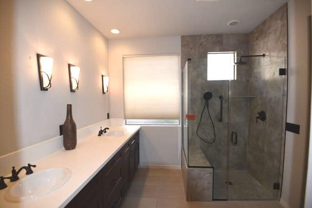 scottsdale master bathroom remodel bordeaux builders