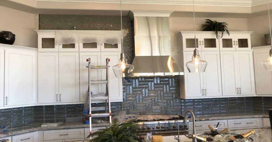 custom kitchen tile scottsdale bordeaux builder
