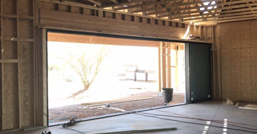 custom glass sliding door bordeaux builders