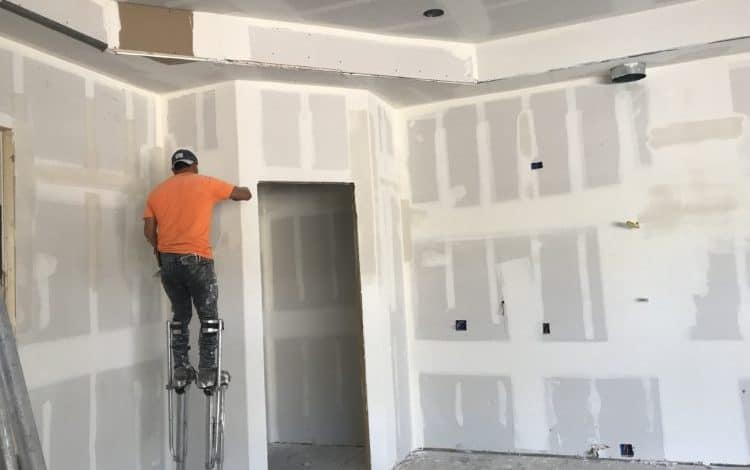 cave creek home drywall bordeaux builders