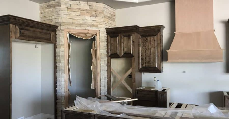 custom kitchen stone scottsdale bordeaux builders
