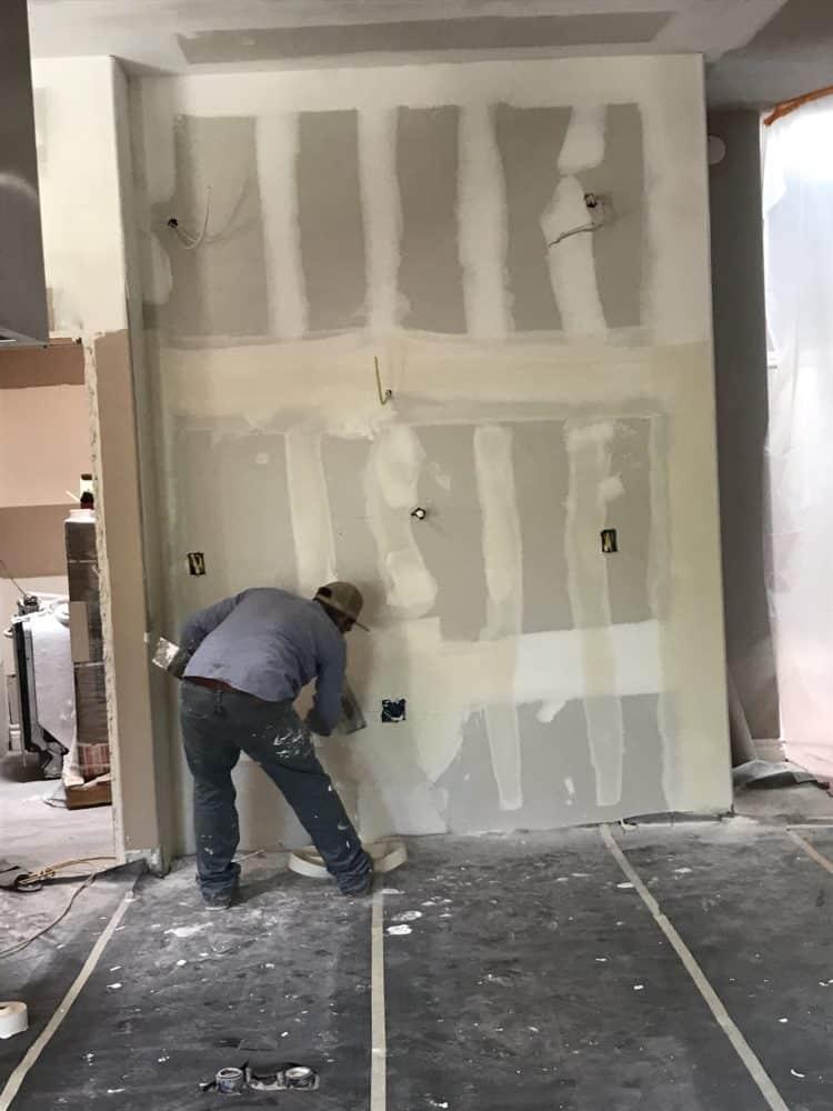 kitchen drywall bordeaux builders scottsdale