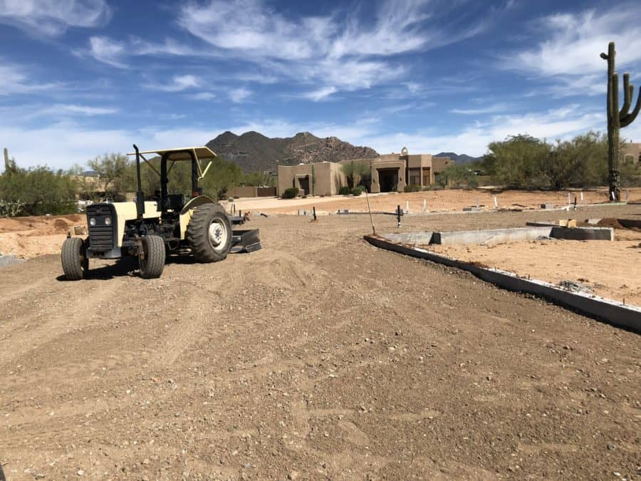 cave creek home lot bordeaux builders