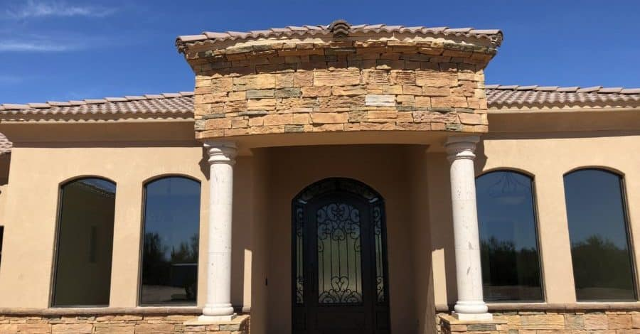 cave creek custom home bordeaux builders