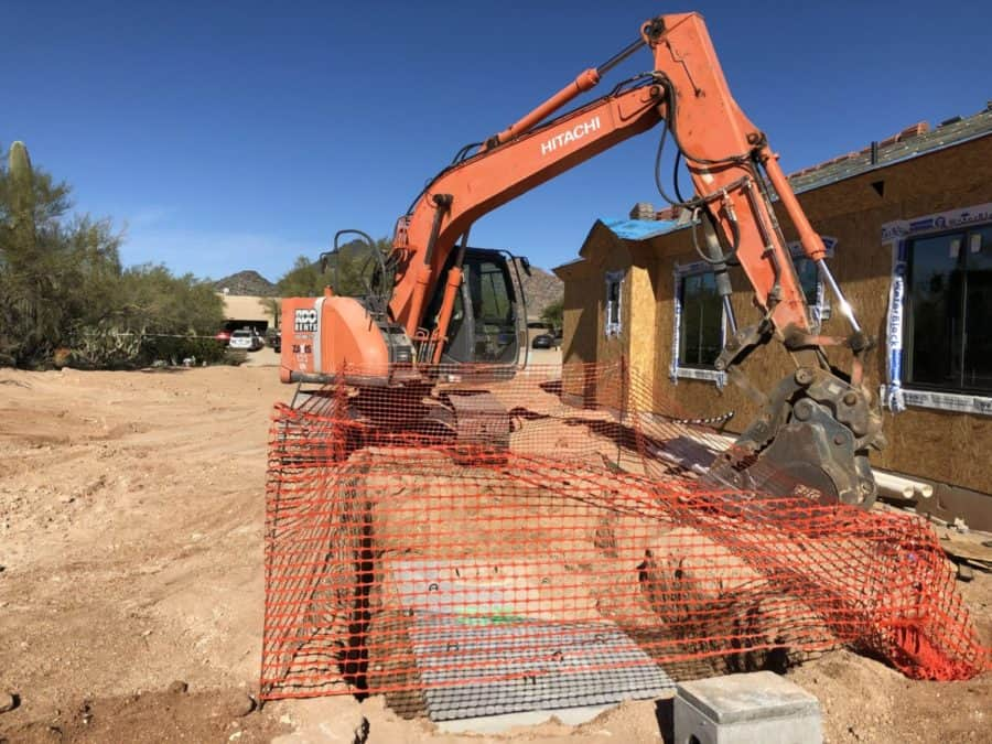septic system cave creek bordeaux builders