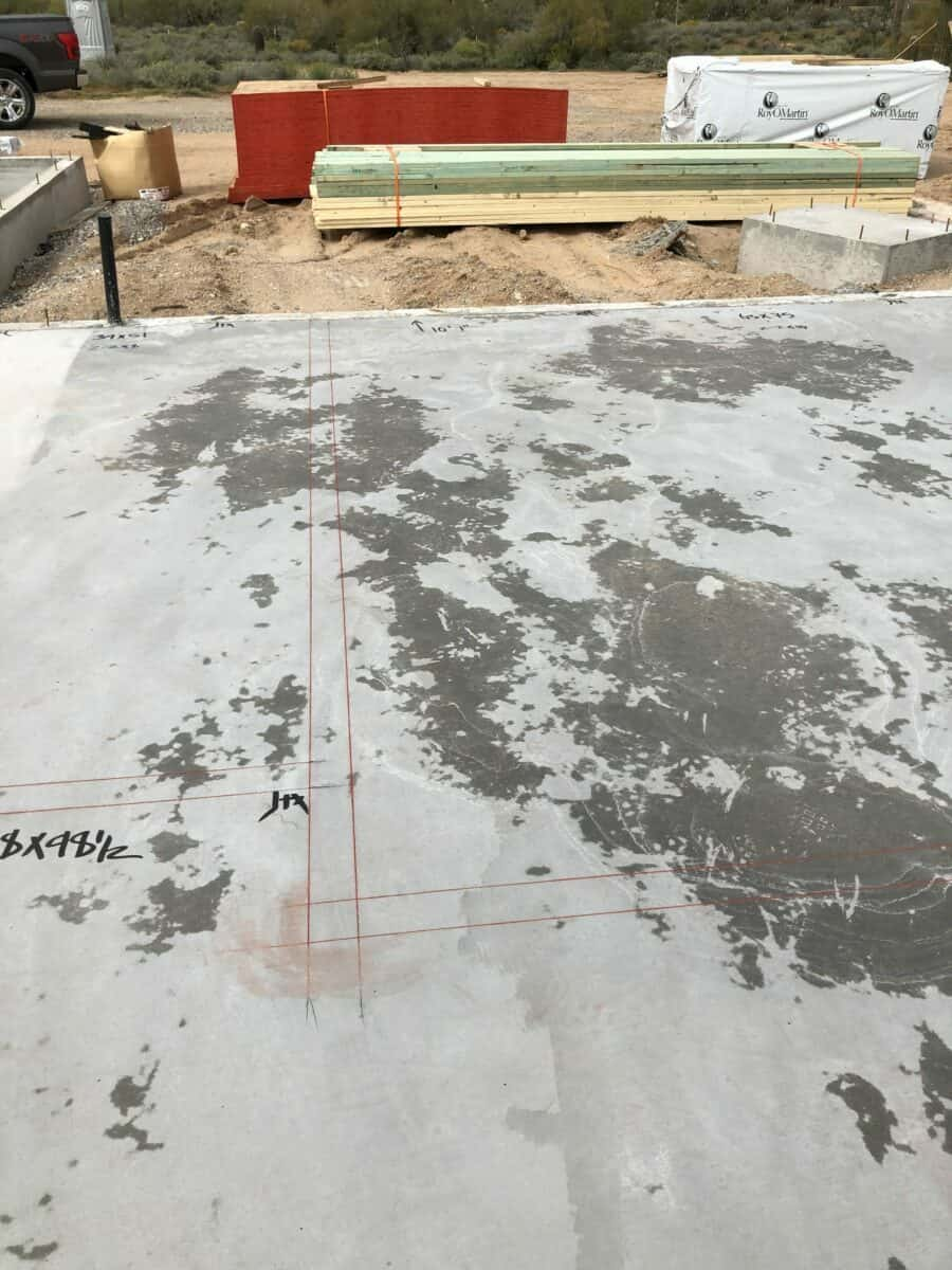 scottsdale custom home slab bordeaux builders