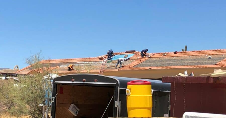 solar roof tiles scottsdale bordeaux builders