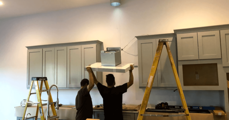 vent hood scottsdale bordeaux builders