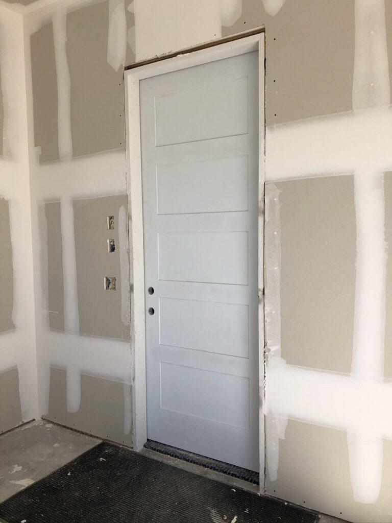 amenities shaker panel doors bordeaux builders
