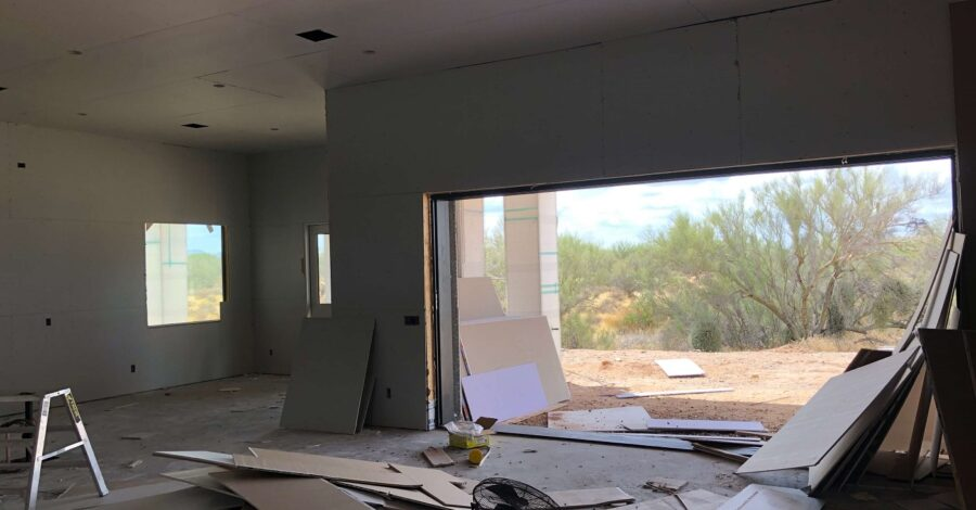 Bella Luna Cave Creek Drywall Bordeaux Builders
