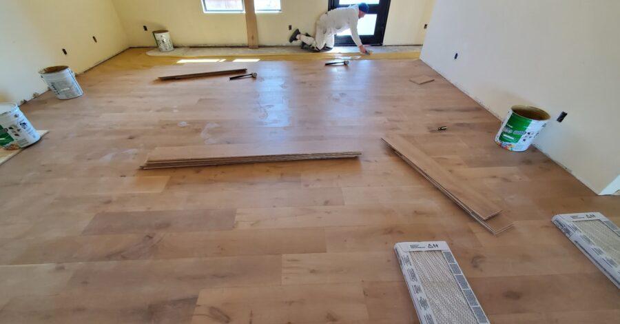 Troon Flooring Bordeaux Builders